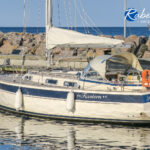 Hallberg Rassy 312 MK2 steht zum Verkauf