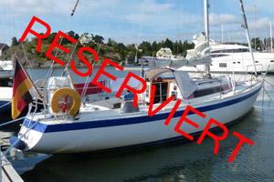 Dieses H-35 Boot steht zum Verkauf