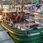 Das Traditionsschiff Mathilde steht zum Verkauf