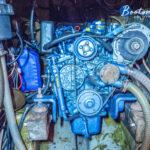 Hier der Motor der Phantom 35