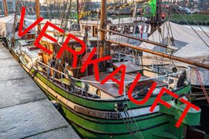 Dieses Traditionsschiff ist verkauft