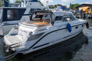 Diese Aquador 27 steht zum Verkauf